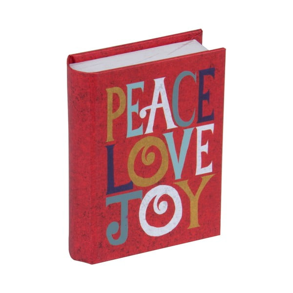 Sada komplimentek Tri-Coastal Design Peace Love Joy