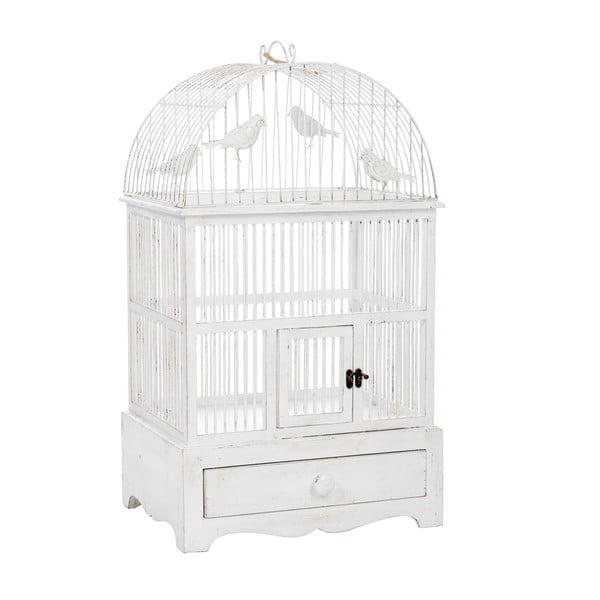 Ptačí klec se zásuvkou Birdcage, 71 cm
