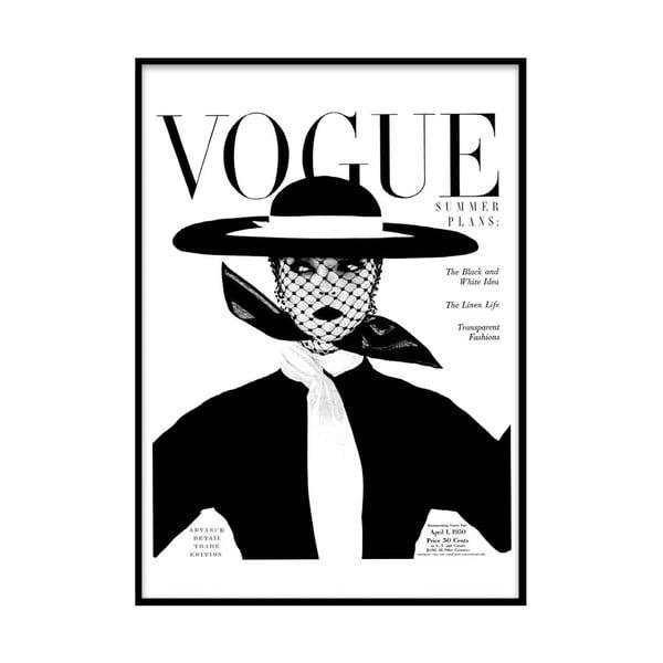 Vouge kép, 30x20cm - Piacenza Art