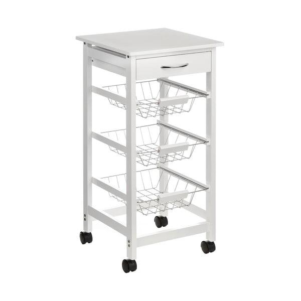 Příruční stolek do kuchyně na kolečkách Premier Housewares