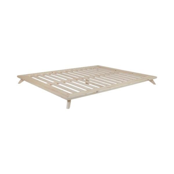 Postel Karup Design Senza Bed Natural,180x200cm