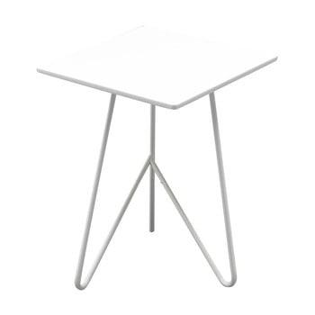 Măsuță auxiliară Design Twist Padang, alb