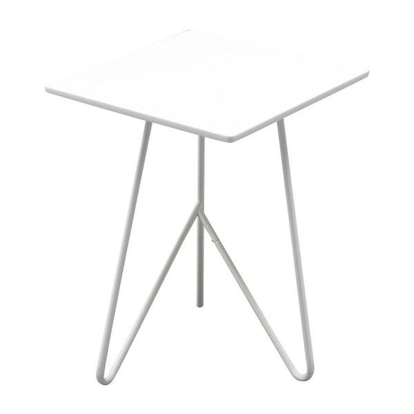 Padang fehér tárolóasztal - Design Twist