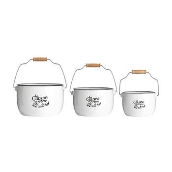 Set 3 recipiente depozitare Premier Housewares La Cuisine De Mere de la Premier Housewares
