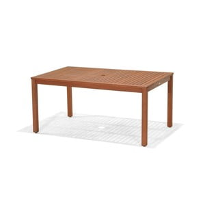 Zahradní stůl z eukalyptového dřeva D2 Alama, 160x100cm