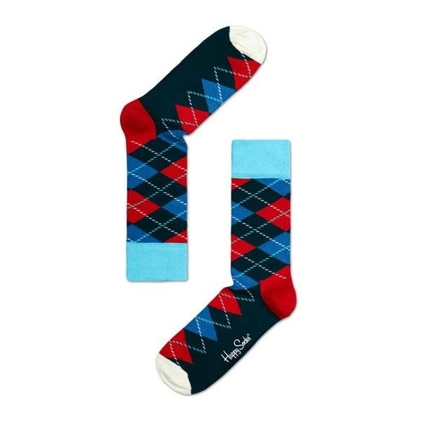 Ponožky Happy Socks Red and Blue, vel. 36-40