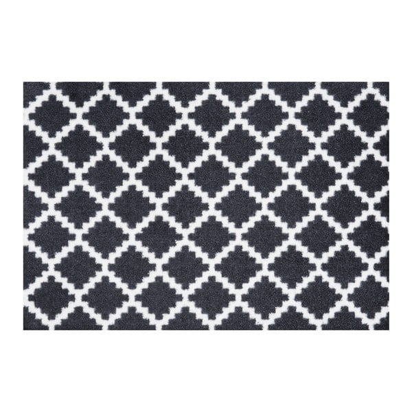 Covor Hanse Home Elegance, 50 x 70 cm, negru - alb