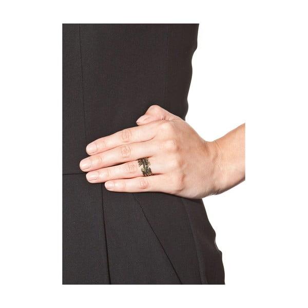 Eveline aranyszínű gyűrű - NOMA
