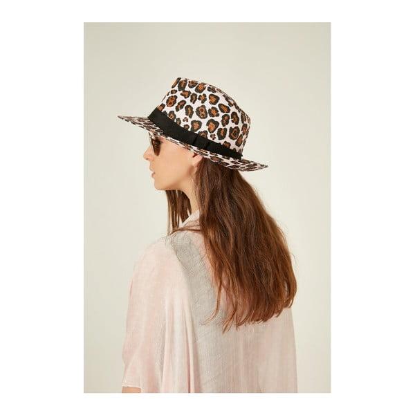 Dámsky slamený klobúk Alexander McKensey Leopardi