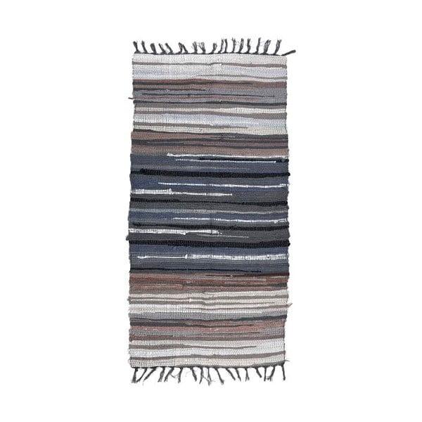 Pruhovaný koberec Fabric, 70x140cm