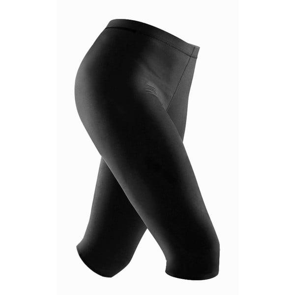 Fekete sportos leggings szauna hatással, méret M - InnovaGoods