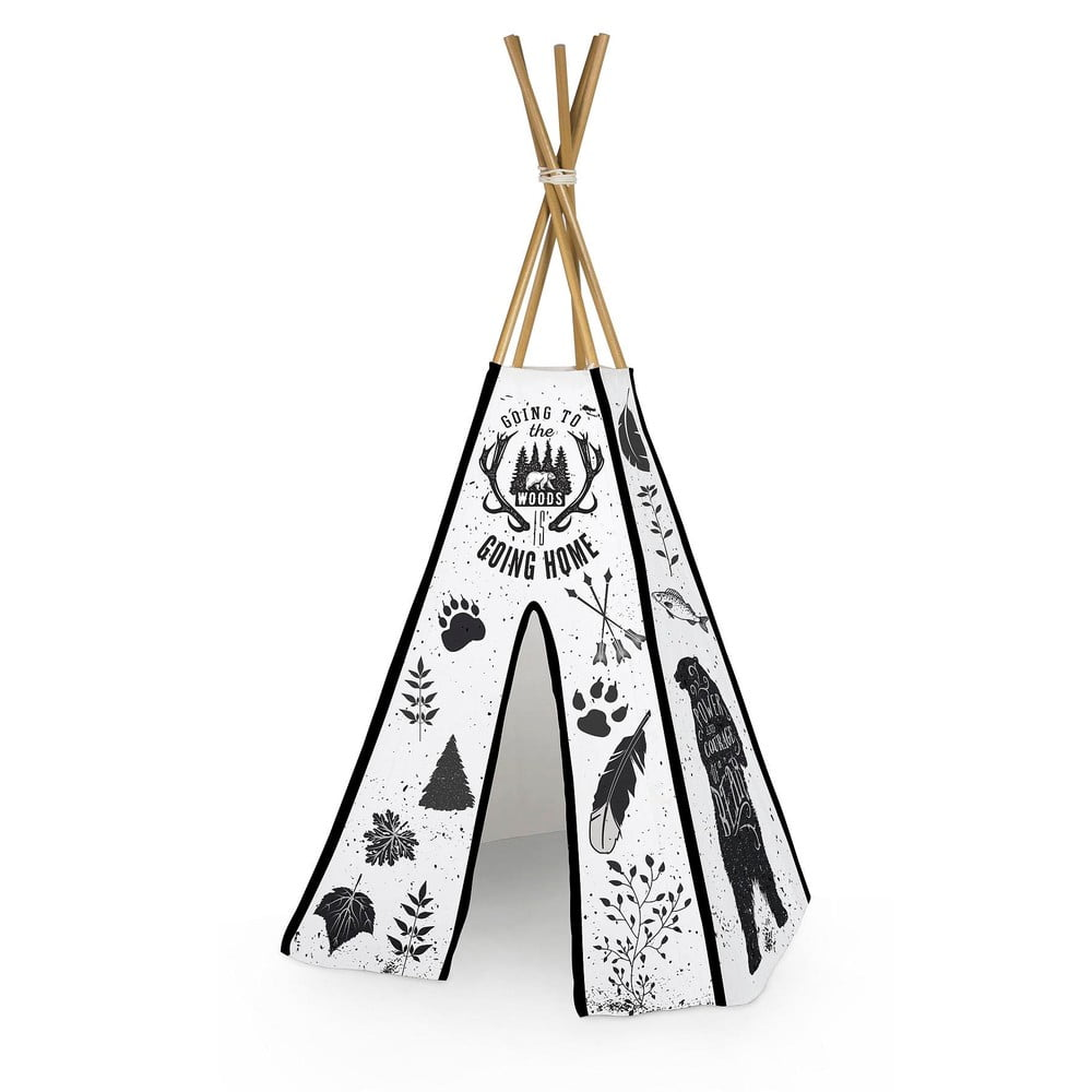 d tsk teepee little nice things woods bonami. Black Bedroom Furniture Sets. Home Design Ideas
