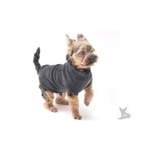Šedý svetřík pro psy Marendog Trip, vel. XS