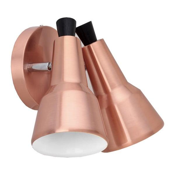 Nástěnné svítidlo se 2 bodovými světly Light Prestige Auletta