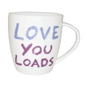 Hrnek Love You Loads, Jamie Oliver, 355 ml