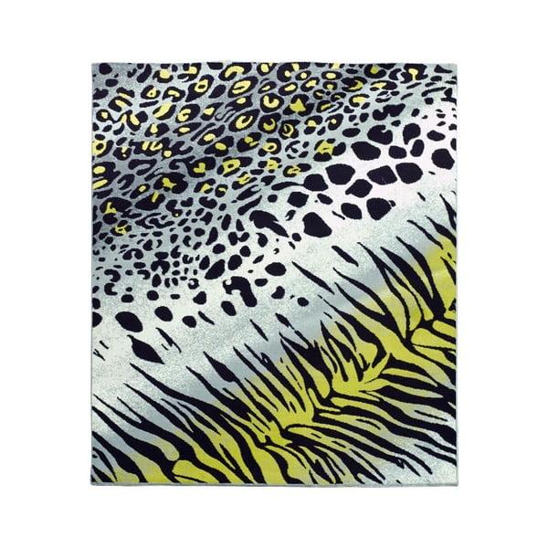 Koberec Safari - kůže, 160x225 cm