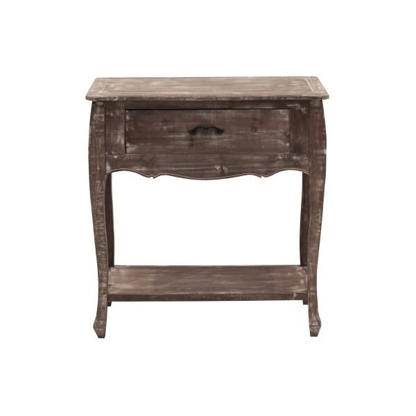 Konzolový stolek Kamill, 41x81x76 cm