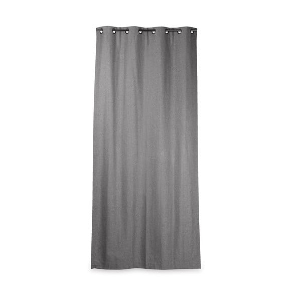 Závěs Corte Grey, 135x270 cm