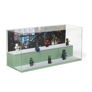 Zelená sběratelská skříňka na minifigurky LEGO®