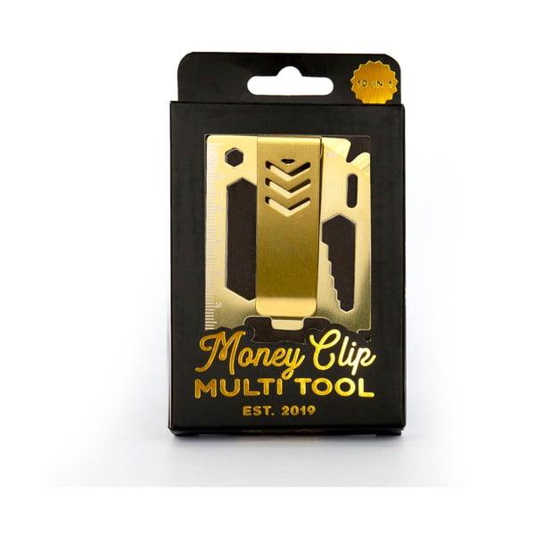 Spona nabankovky jako multitool Gift Republic Novelty