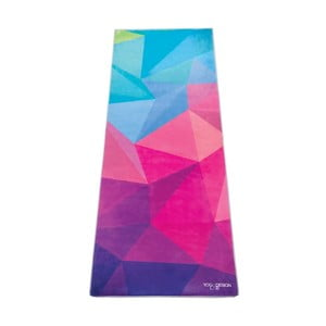 Ručník na jógu Yoga Design Lab Hot Opal, 340 g