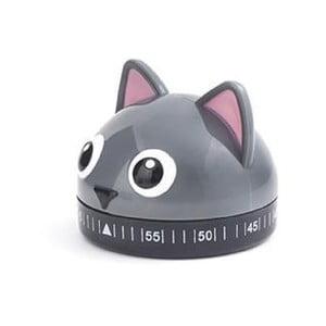 Minutka ve tvaru kočky Kikkerland
