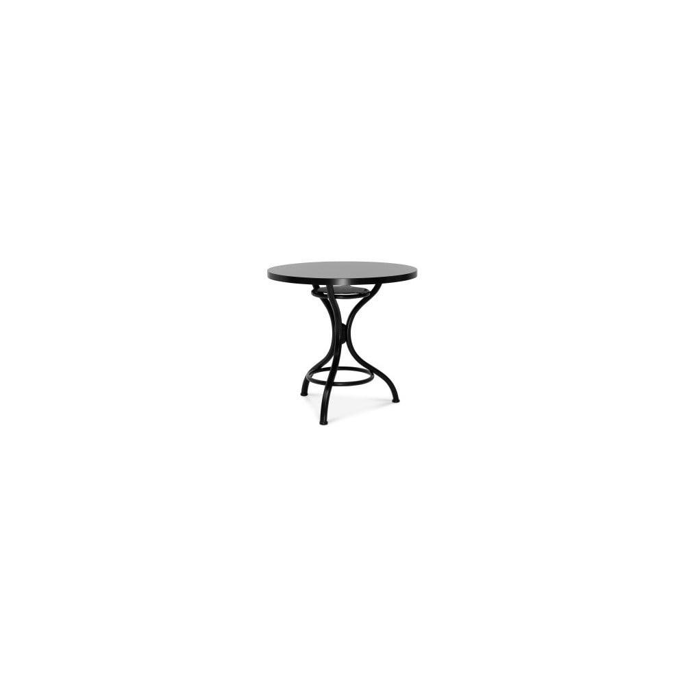 Černá stolička Fameg Torben