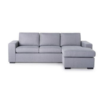 Canapea cu șezlong SoftNord Scandic House, gri de la Softnord