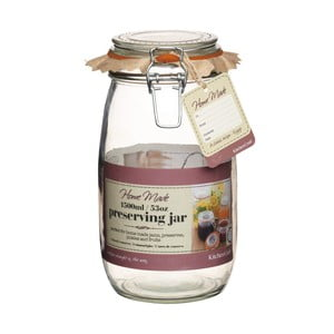 Zavařovací sklenice Kitchen Craft Home Made Deluxe, 1500 ml
