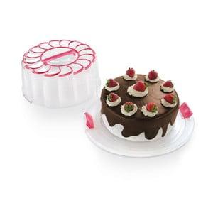 Box na dort Cake Pink, 28 cm