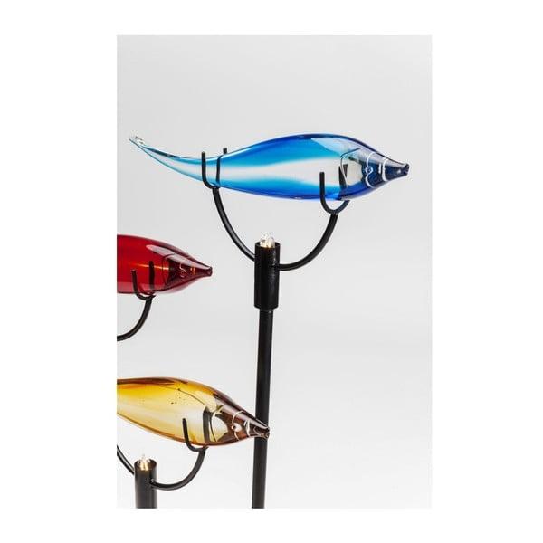 Stolní lampa s ocelovou konstkrukcí Kare Design Pesce