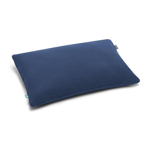 Tmavě modré bavlněné povlečení na dvoulůžko Mumla, 200x220cm