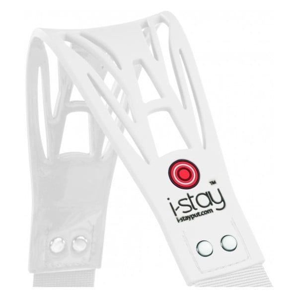Protiskluzavý ergonomický ramenní popruh i-stay, bílý