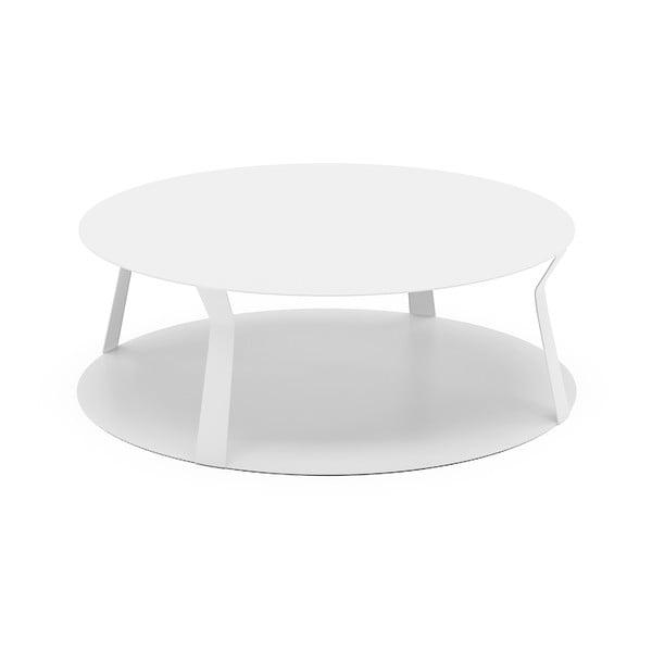 Bílý konferenční stolek MEME Design Large Freeline