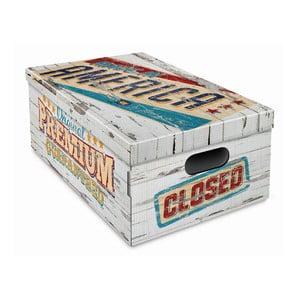 Úložná krabice Ordinett Vintage