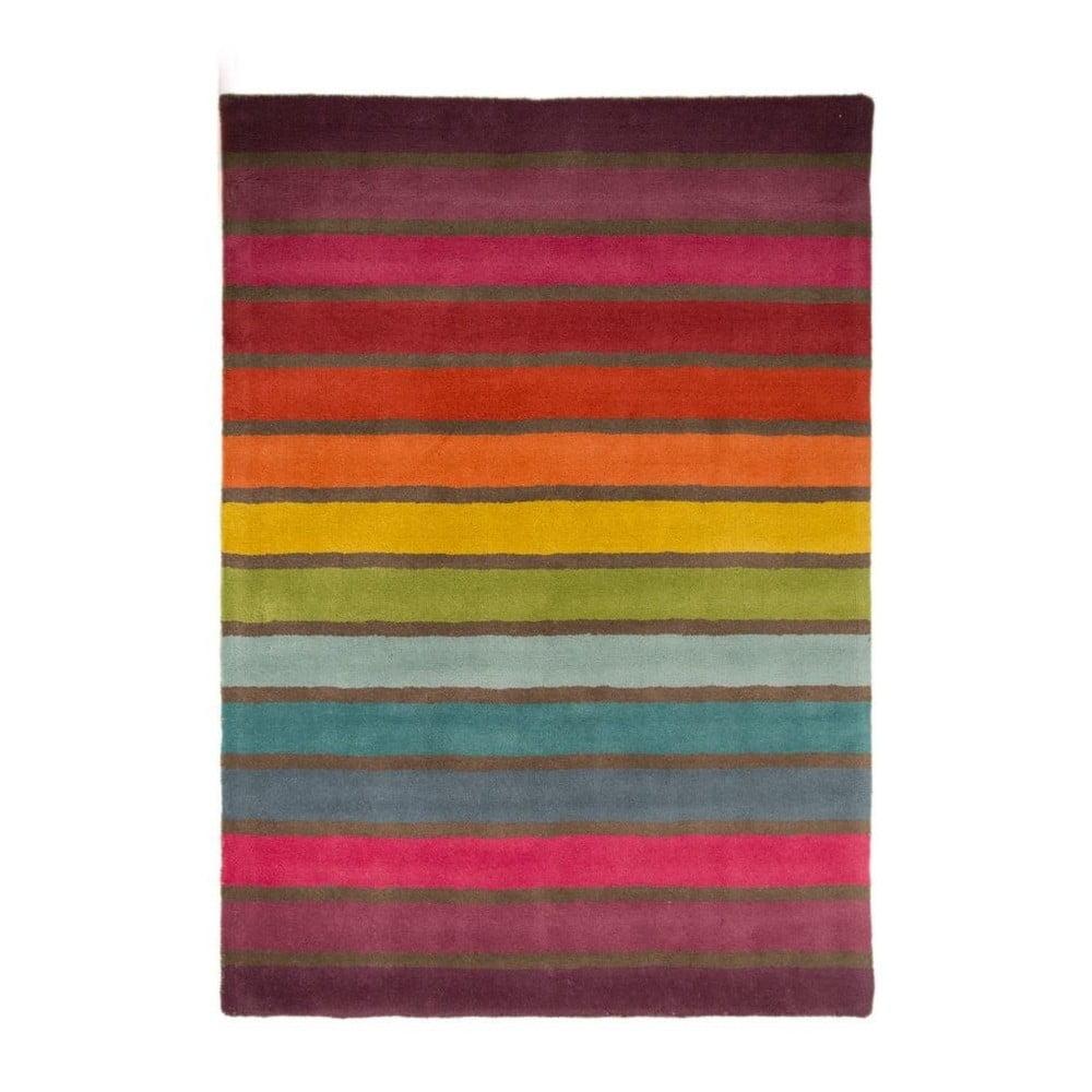 Vlněný koberec Flair Rugs Illusion Candy, 120 x 170 cm