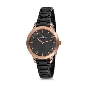 Modré dámské hodinky z nerezové oceli Daniel Klein Diva