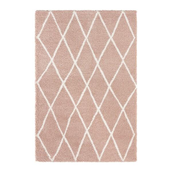 Passion Abbeville rózsaszín szőnyeg, 80 x 150 cm - Elle Decor