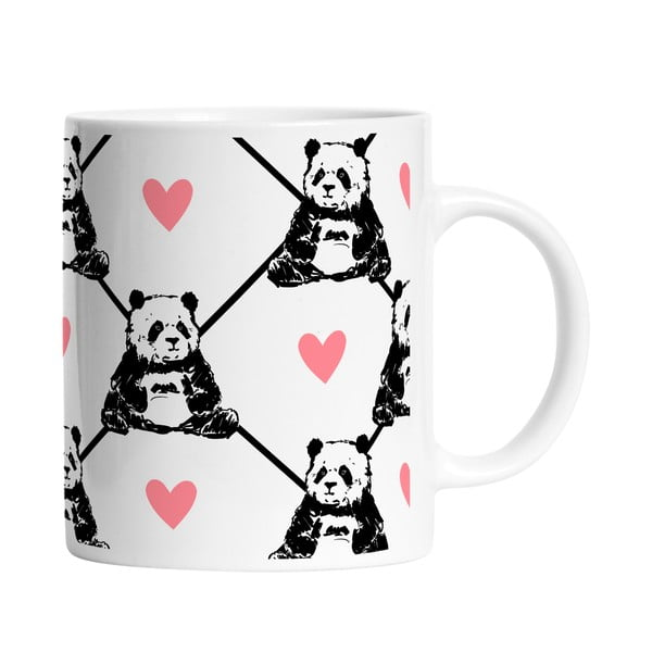 Hrnek Panda Group, 330 ml