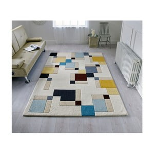 Vlněný koberec Flair Rugs Illusion Abstract,  160 x 220 cm