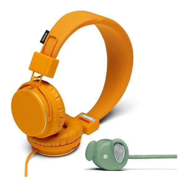 Sluchátka Plattan Pumpkin + sluchátka Medis Sage ZDARMA