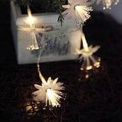 Světelný řetěz Best Season Flowers, 135 cm