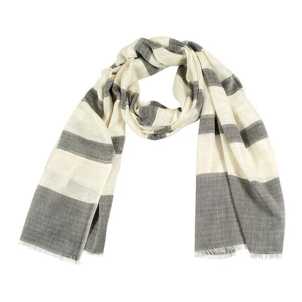Šátek s příměsí hedvábí Shirin Sehan - Vivien Snow