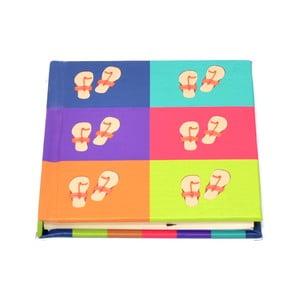 Zápisník Jalebi Pop-Slipers, A6