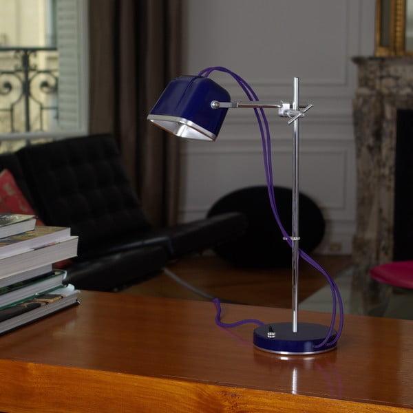 Stolní lampa Swab Mob, fialová