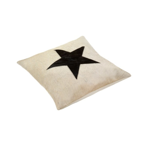 Polštář Capa Star 45x45 cm, bílý
