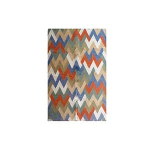 Ručně tkaný koberec Kilim Modern 123, 155x240 cm