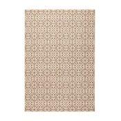 Béžový koberec Hanse Home Gloria Pattern, 80x150cm