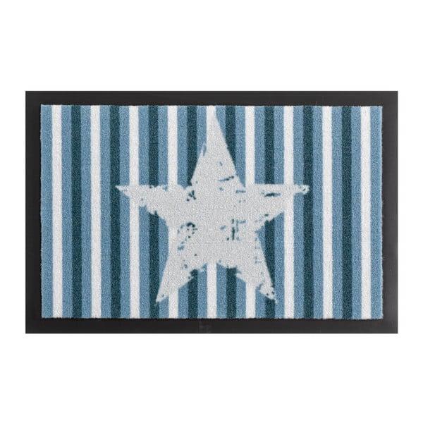 Wycieraczka Zala Living Star Stripes Blue, 40x60 cm