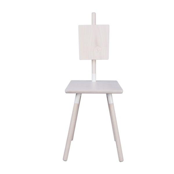 Jídelní židle z javorového dřeva Nørdifra Sticks